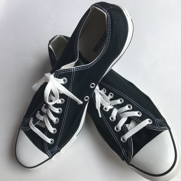 2731c4e2144 Converse Other - Converse All Star Low Top Shoes Mens Size 14 Black